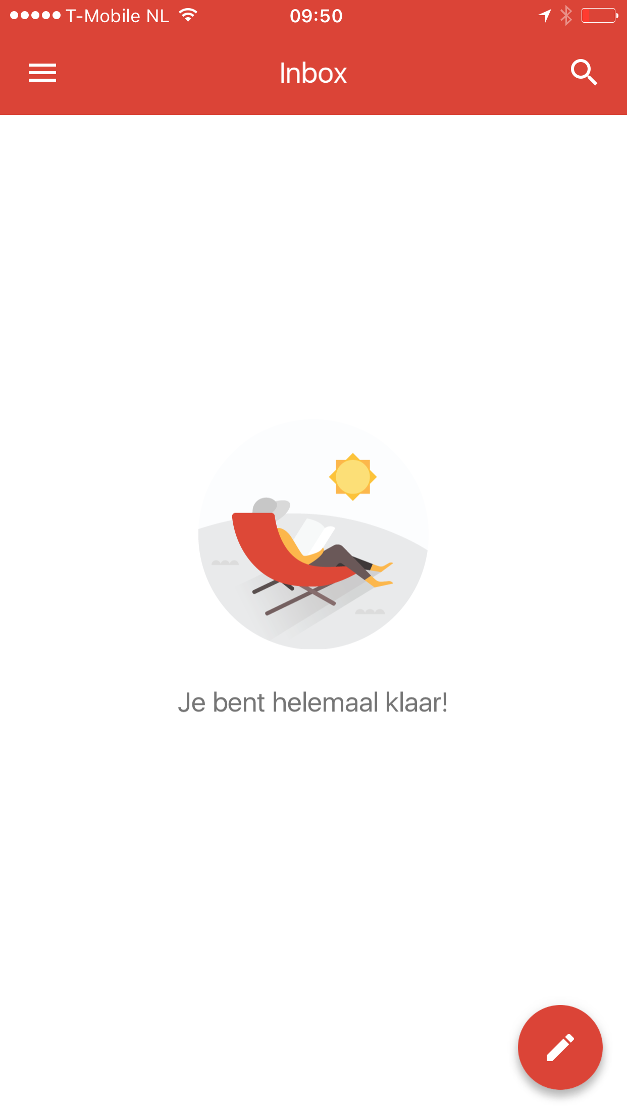 E-mail is de bepalende factor